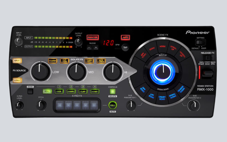 Pioneer RMX-1000 Hire in London | Solo Sound Hire